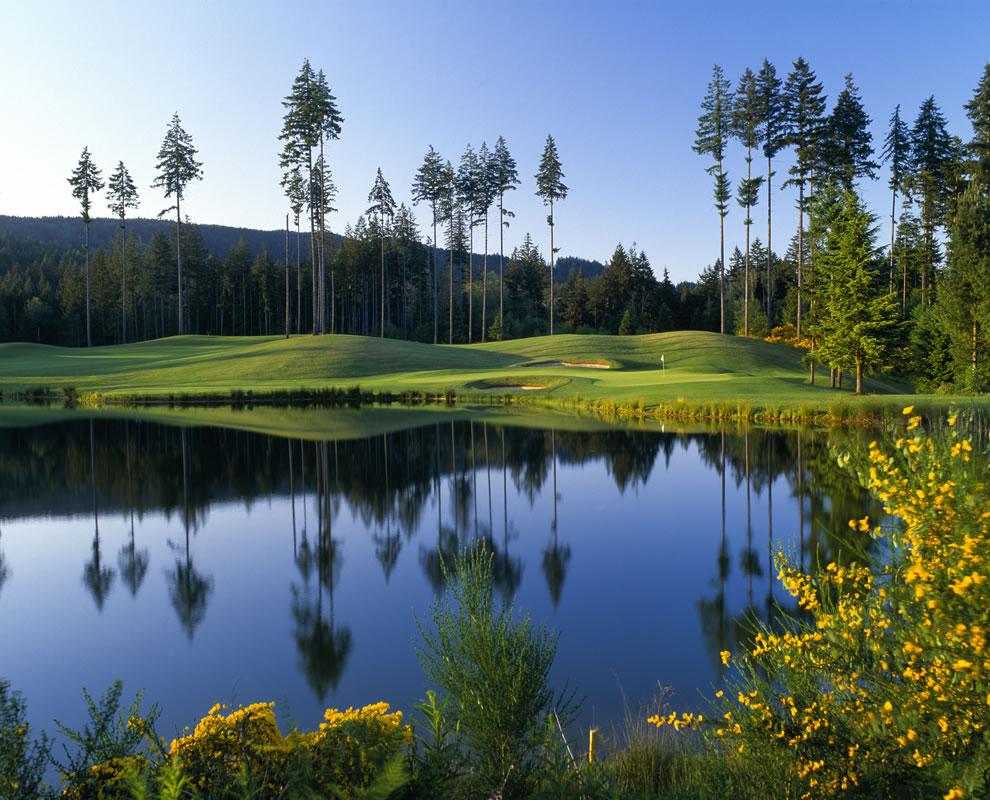 Gold Mountain Golf Course